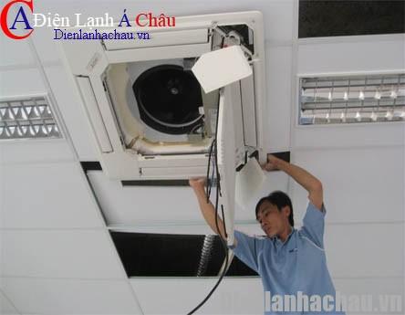 Sửa máy lạnh trung tâm VRV VRF