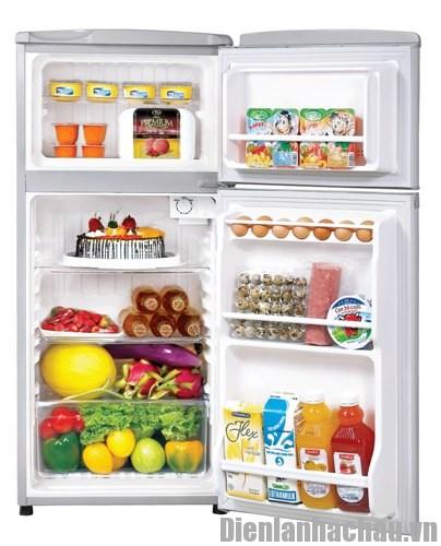 Nguyên lý hoạt động của tủ lạnh không đông tuyết