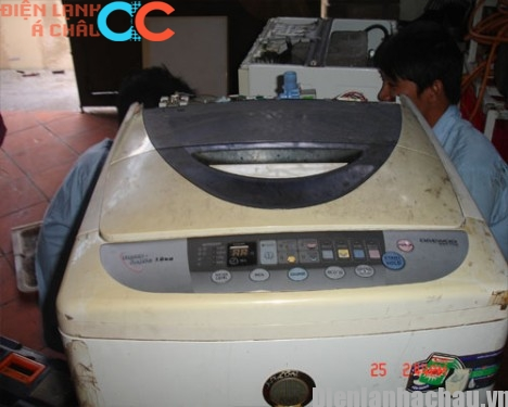 Trung tâm bảo hành máy giặt toshiba